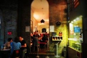 Irish Film Institute Cafe Bar