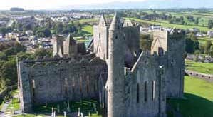 Rock of Cashel - St. Patrick's Rock