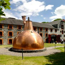 Images of The Jameson Experience in Midleton in County Cork