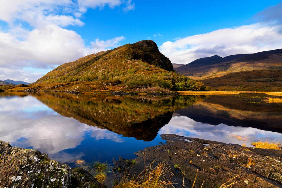 The beautiful lakes of Killarney