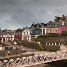 Image of Baltimore village in County Cork