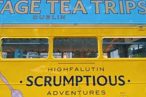 Vintage Tea Trips