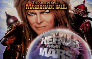 Heroes from Mars
