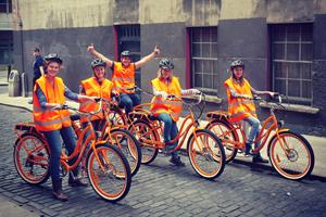 The Lazy Bike Tour Company Limited
