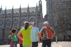 Customised Jogging Tour - Sight Jogging Dublin