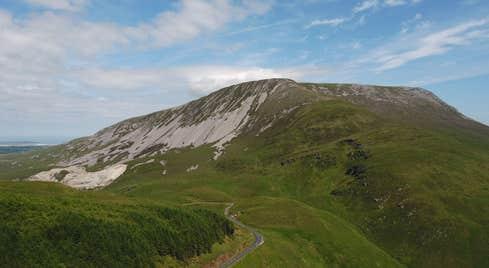 Muckish - Lúb Loch Achair