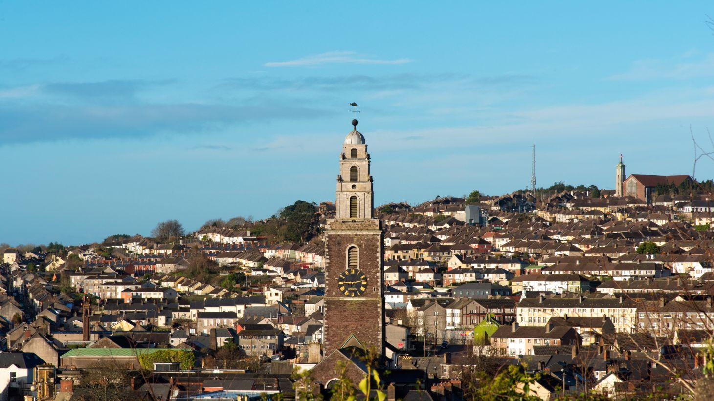 Shandon Bells Tower St Anne Church Cork City Cork