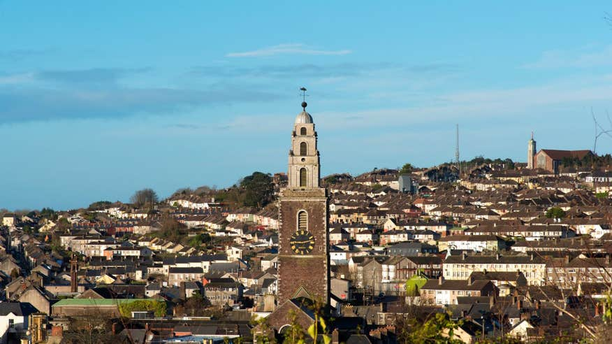 Shandon Bells Tower St Anne Church Cork City Cork