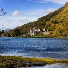Image of Kylemore Abbey in County Galway