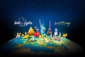 Wild Lights at Dublin Zoo