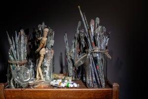 Gerard Byrne Studio, Art Gallery & Artist Studio