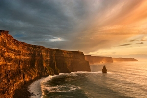 Cliffs of Moher, Wild Atlantic Way & Galway City - Wild Rover Tours