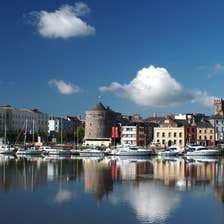 Image of Waterford Quays in County Waterford