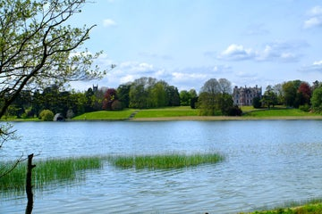 Image of Castle Leslie Estate in Glaslough in County Monaghan