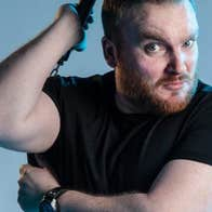 Comedian Micky Bartlett in The Punchline at UCH