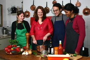 Alix Gardners Cookery School