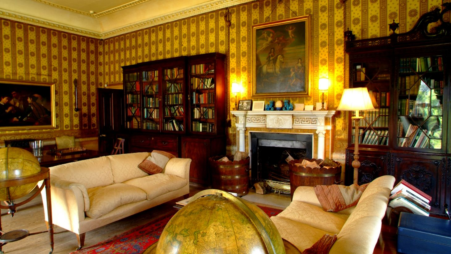Explore Strokestown House on a guided tour.
