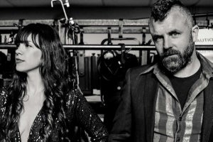Mick Flannery & Susan O'Neill with the RTÉ Concert Orchestra