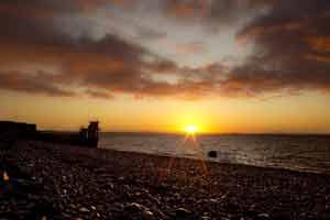 Sunrise Salthill