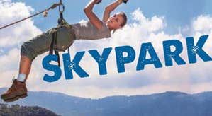 SkyPark at Carlingford Adventure Centre