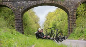 The Old Rail Trail Greenway – Athlone to Mullingar in County Westmeath