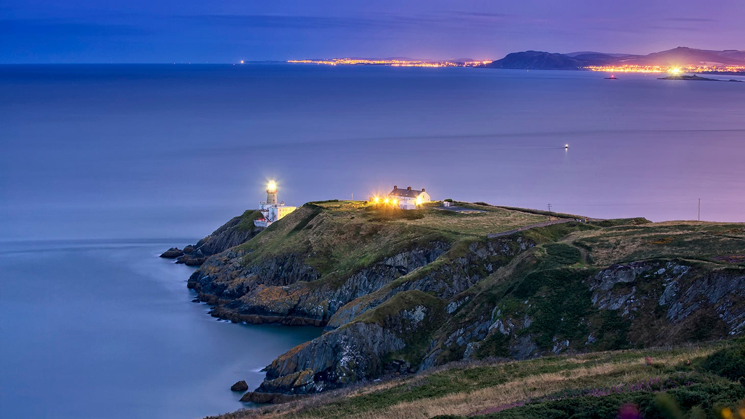 Soak up the stunning views in beautiful Howth.