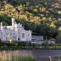 Kylemore Abbey and Victorian Walled Gardens exterior