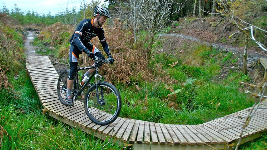 Go mountain biking in Ballyhoura.