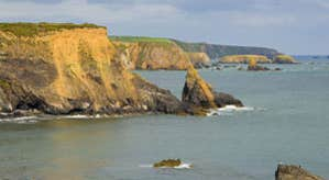 The Copper Coast UNESCO Global  Geopark