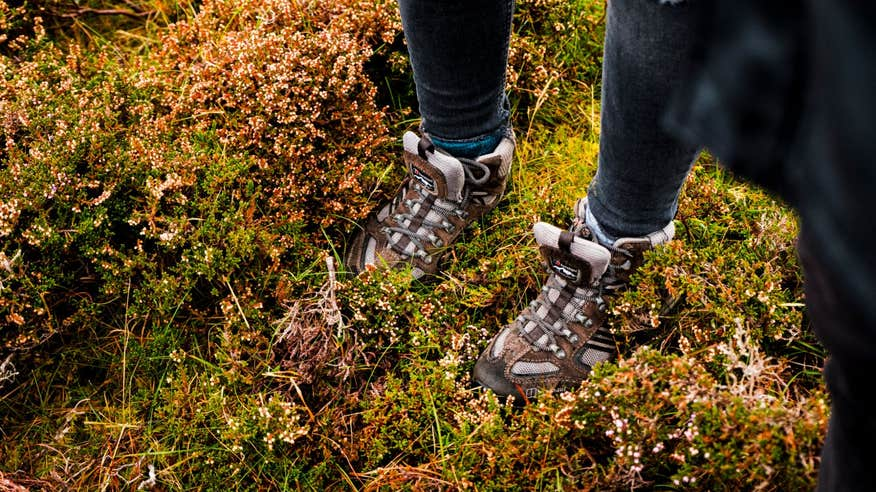 Challenge yourself by hiking the 12-hour Bangor Trail.