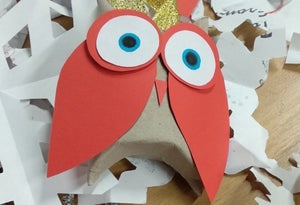Online Event: Owl Decoration for Families