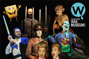 The National Wax Museum Plus