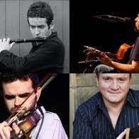 Trad musicians Doherty, Doocey, O'Dowd & Kelly