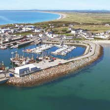 Image of Kilmore Quay in County Wexford