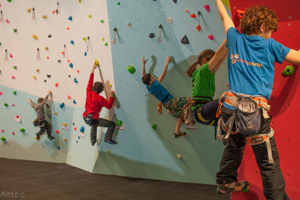 Awesome Walls Climbing Centre Dublin