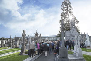 Glasnevin Cemetery Guided Walking Tour