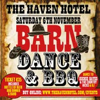 Barn Dance & BBQ with live music from Richie Hayes