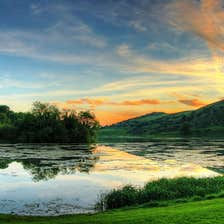 Image of Lough Gur in Bruff in County Mayo