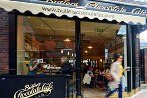 Butlers Chocolate Café - Chatham Street