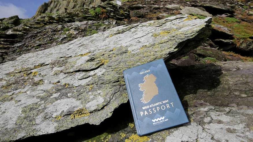 The Wild Atlantic Way Passport