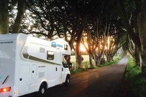 Bunk Campers Motorhome and Campervan Hire