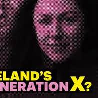 Image of Ireland's Generation X? - Caitriona Lally