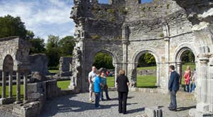 Old Mellifont Abbey