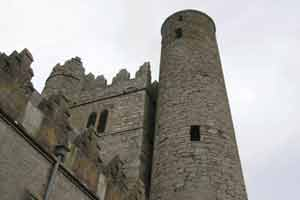 Lusk Round Tower