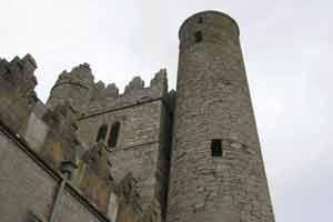 Lusk Round Tower