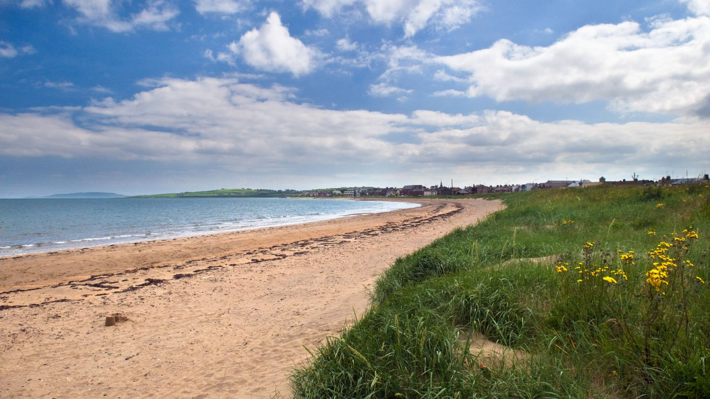 Get involved with a great cause and try a beach clean-up.