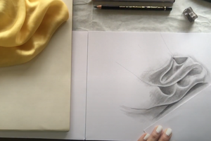 Online Workshop: How to Draw Fabric
