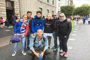 A Spasso A Dublino - Italian Tour in Dublin