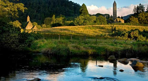 Glendalough Monastic Site and Visitor Centre
