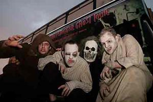 The Gravedigger Ghost Tour - Hidden Dublin Walks